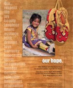 Our Hope poster sample