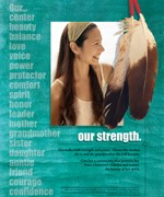 Our Strength poster sample
