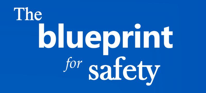 Blueprint for Safety logo